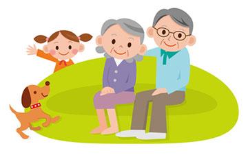 特に高齢者の場合、痛みの出ているところ以上に効果が全体に及ぶためすぐれた効果があります